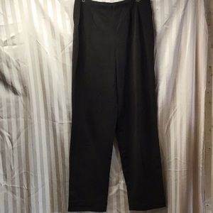 JM Collection Ladies Size 10 Dress Pants Brown